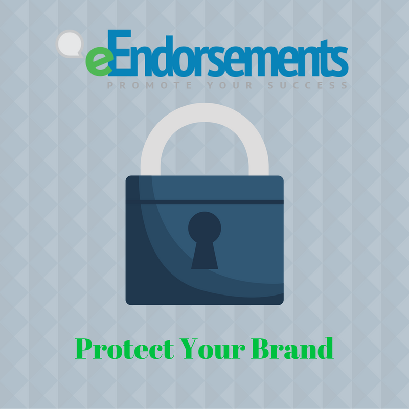 Protect your brand