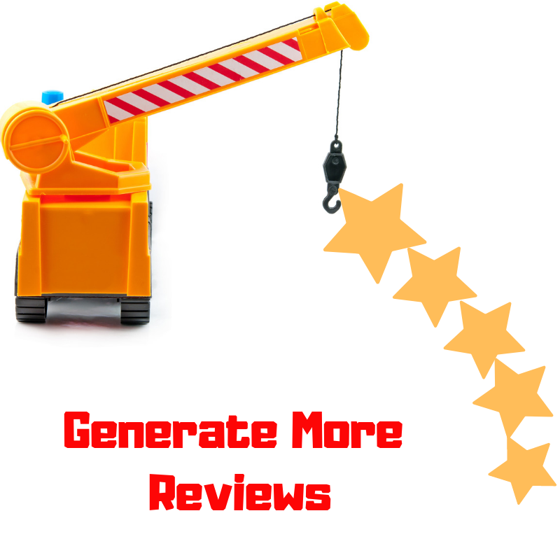 generate more reviews