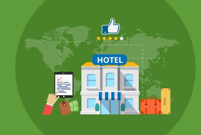 Online reputation management for hotels